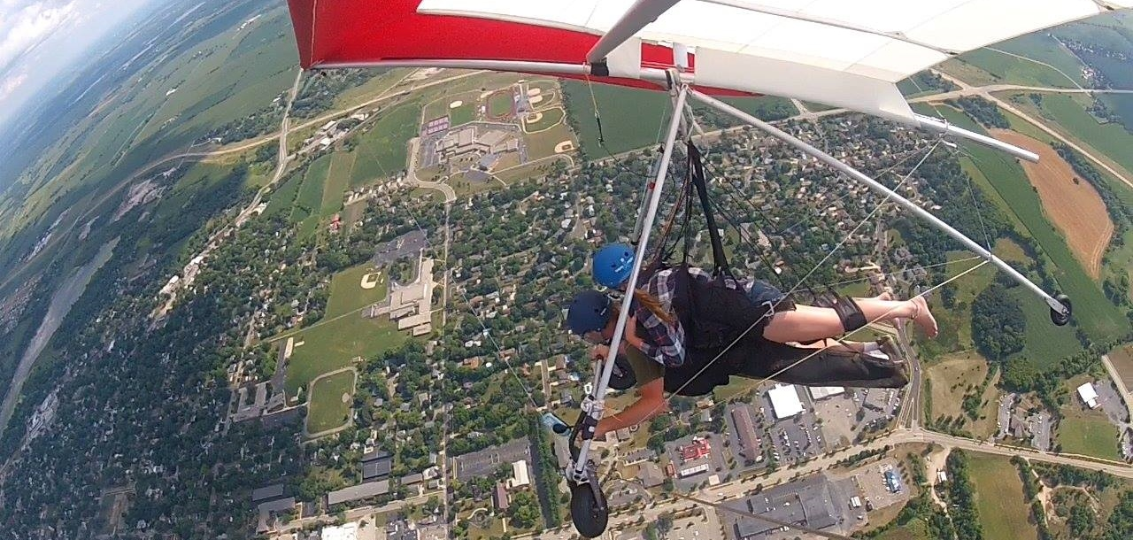 Perfect for any occasion, Hang Glide Wisconsin Gift Certificates are available for all of our flights and our media package. Make your selection below and ...